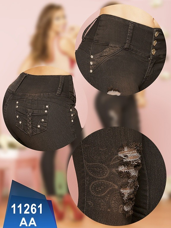 ... Butt Lifter Jeans Studio AA 11261